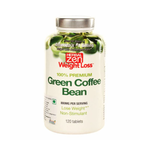 Herbal Zen Green Coffee Bean 120 Ct Hope For All Rx Pharmacy